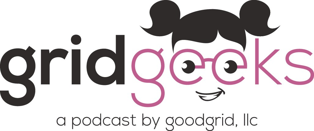 Revising grid geeks logo