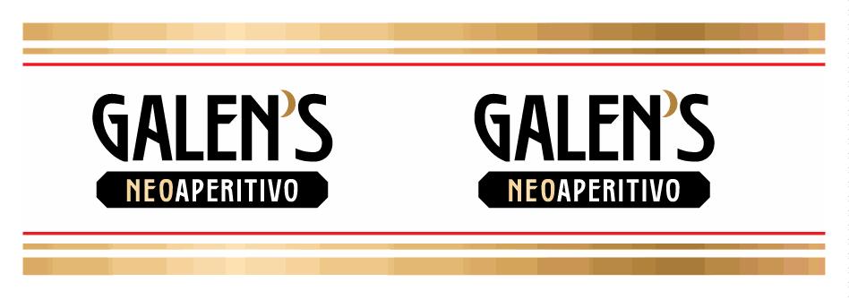Skyline Label for GALEN'S NEOAPERITIVO