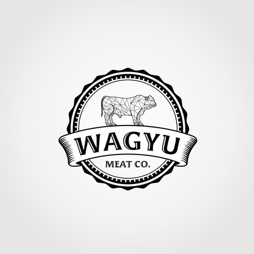 Logo For Butcher Online store