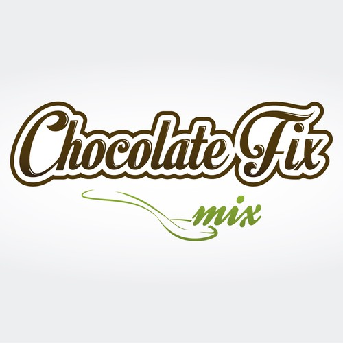logo for Chocolate Fix Mix