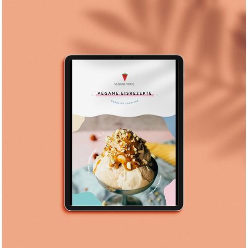 Fun Vegan Ice Cream E-Cookbook