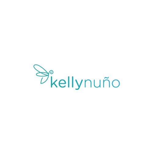 Kelly Nuño Personal Blogger Logo