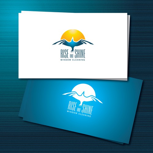 Logo for window cleaning