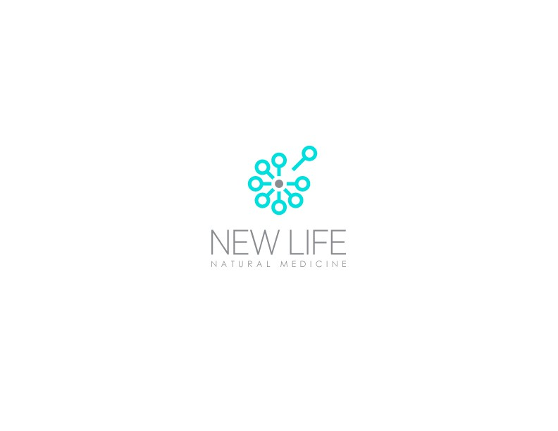 Logo for a naturopathic clinic