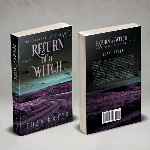 Return Of A Witch Book Cover