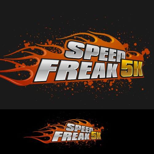 New logo wanted for Speed Freak 5K