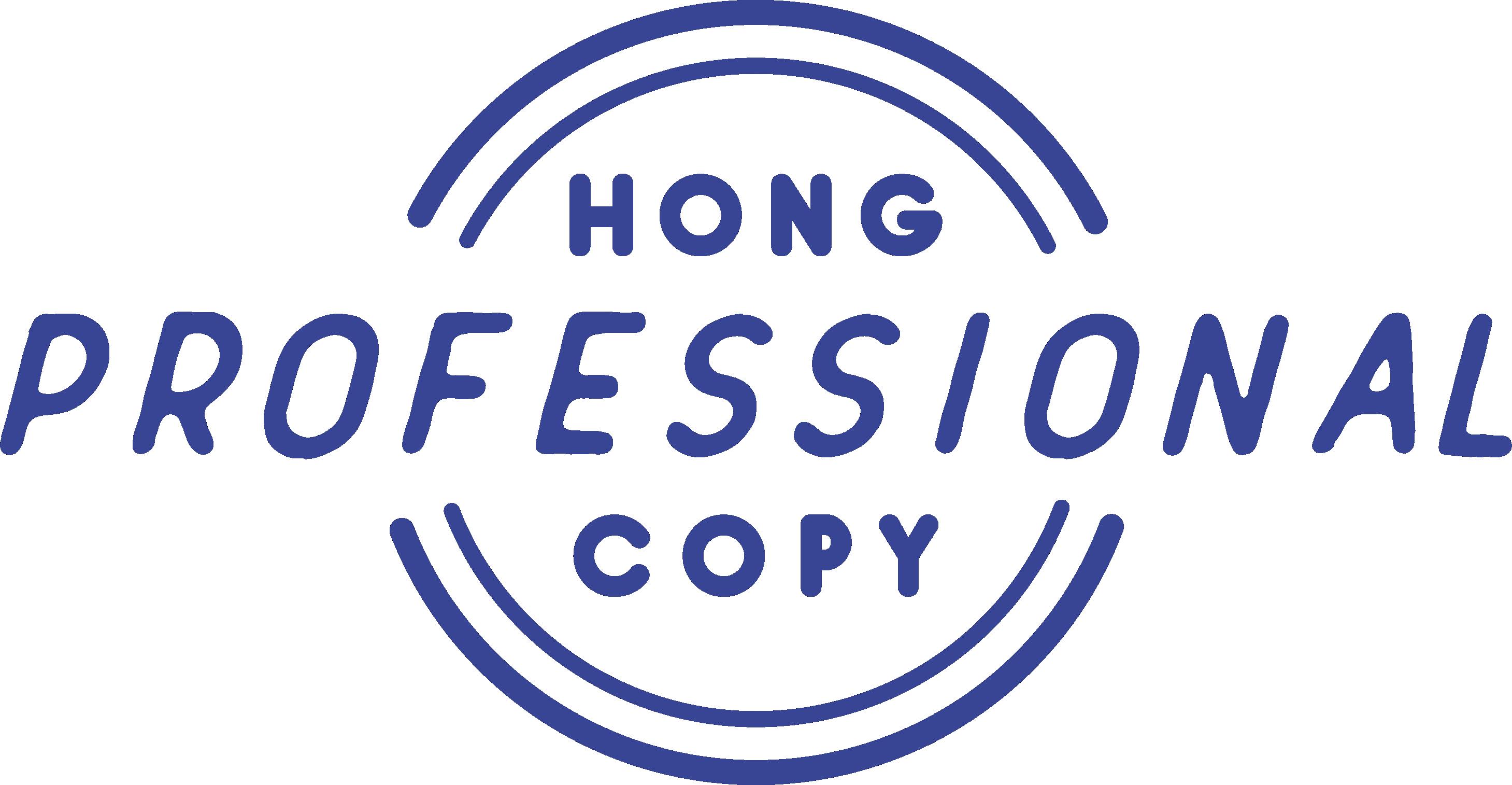 Hong Professional Copywriting