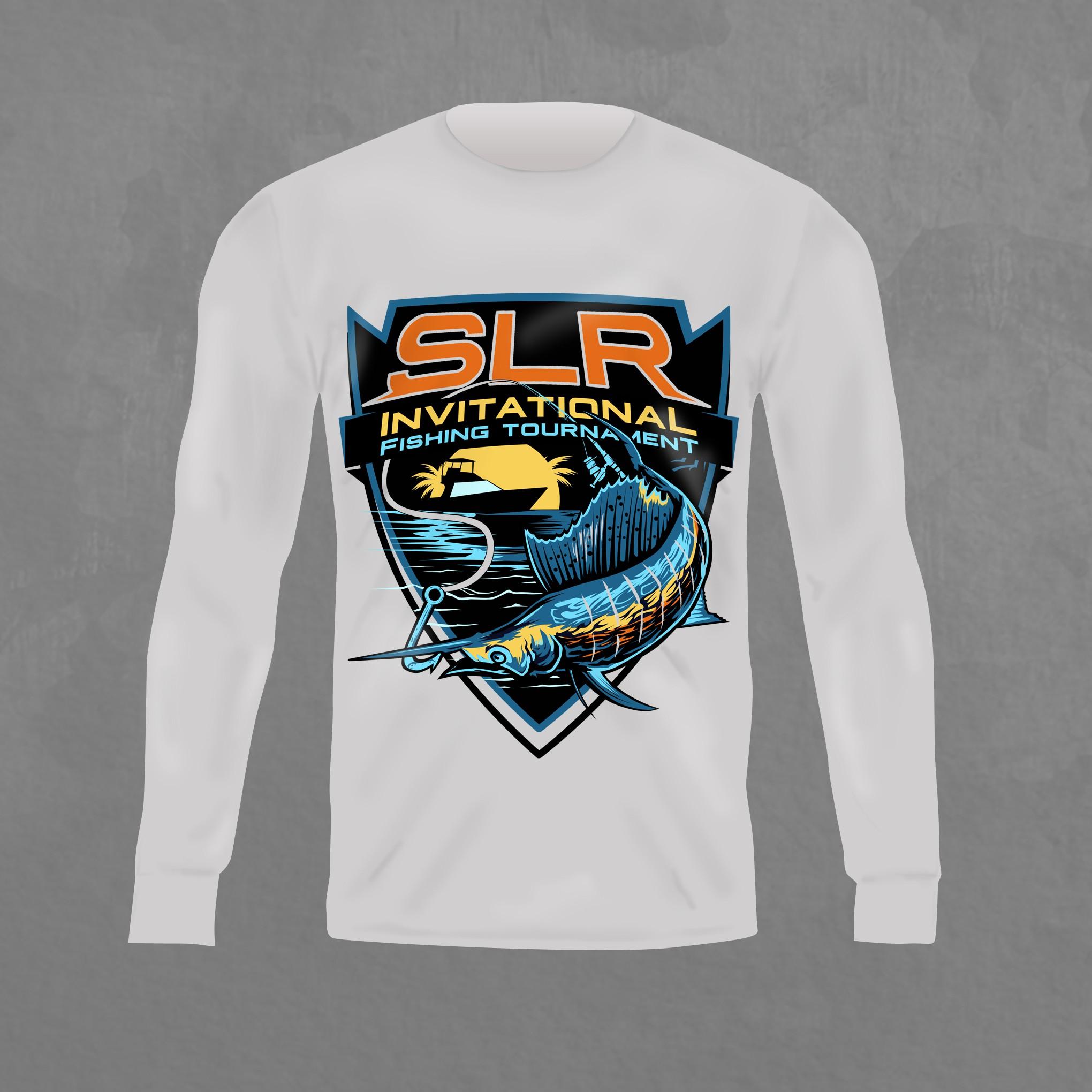 Need a Memorial Fishing Tournament t-shirt design