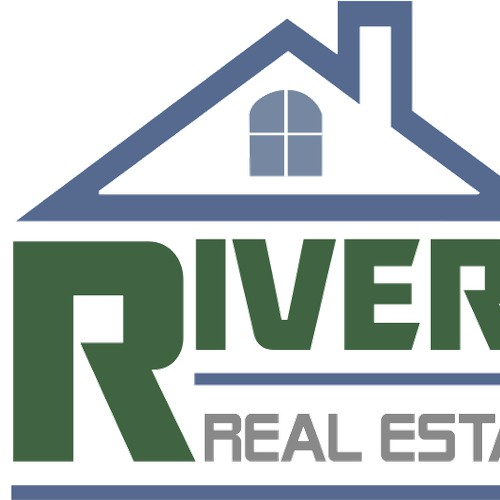 Professional Real Estate Company Logo & Brand