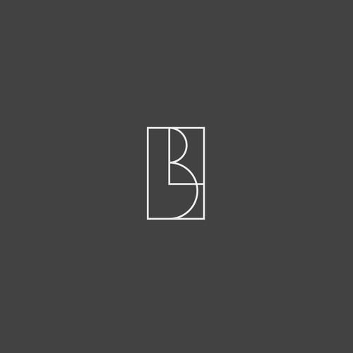 golden ratio logo for design consultant