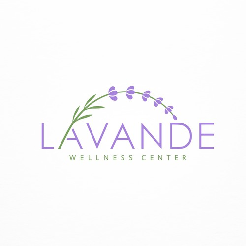 Logo design for wellness center