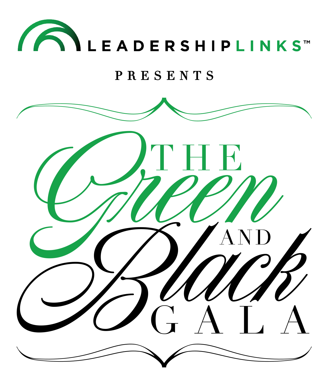 The Green and Black Gala