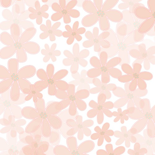 pattern cherry blossoms