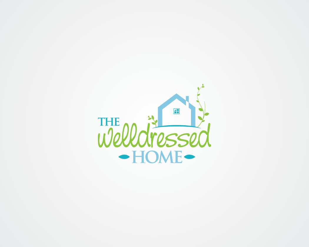 Help The Well Dressed Home with a new logo