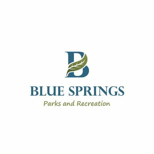 Logo design for Blue Springs
