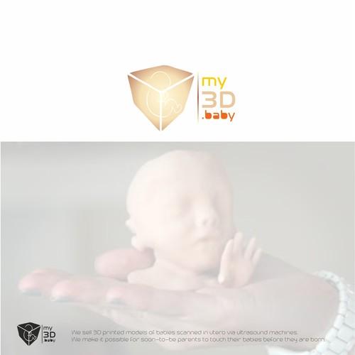 My 3D . Baby
