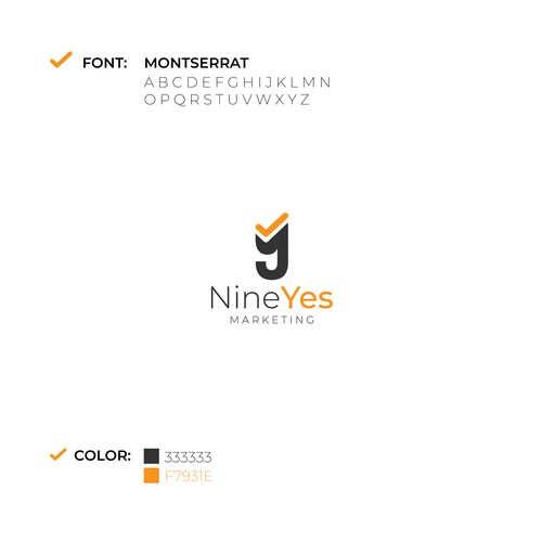 Logo for a Digital Marketing Agency