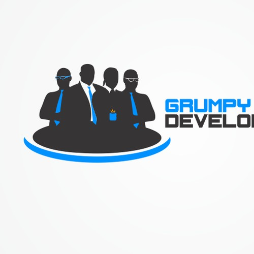 Grumpy Developers needs a logo