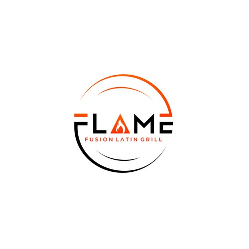 Design for Flame restaurant