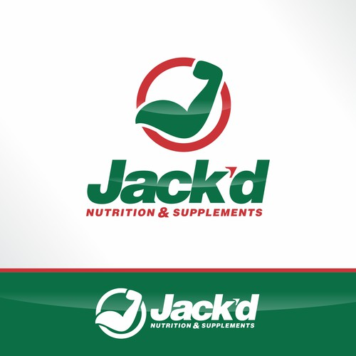 Brand for supplement store