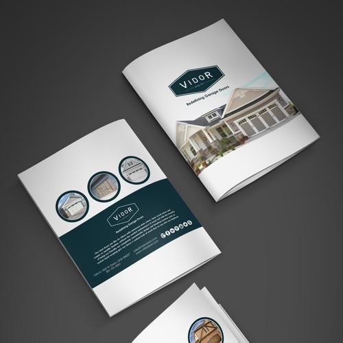 Vigor Door booklet