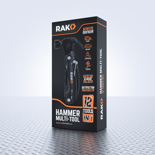 Hammer Multi-Tool Box
