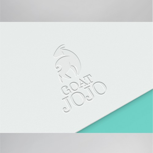 Cute and graceful logo for cosmetics & beauty