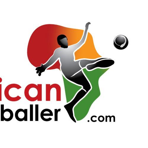 africanfootballer.com Logo