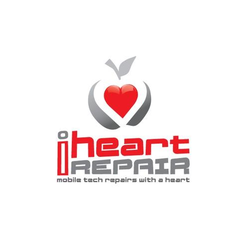 logo for iHeart Repair