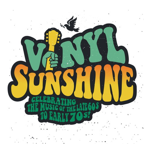 logo design for Vinyl Sunshine