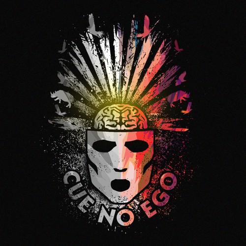 T-Shirt design for alternative rock band