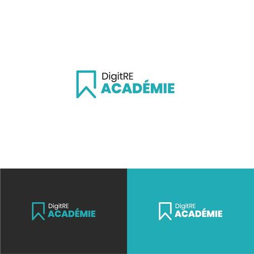 DigitRE Académie logo