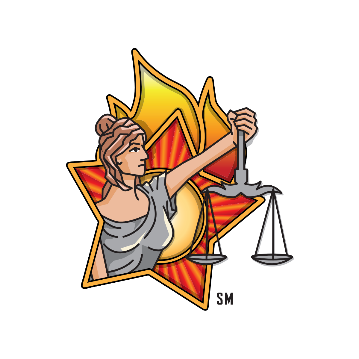 Looking for a fun logo for a new law firm