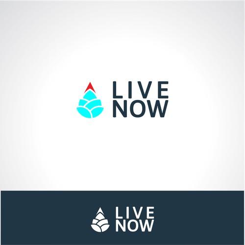 Live Now Logo