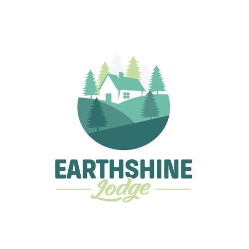 EarthShine Lodge Logo