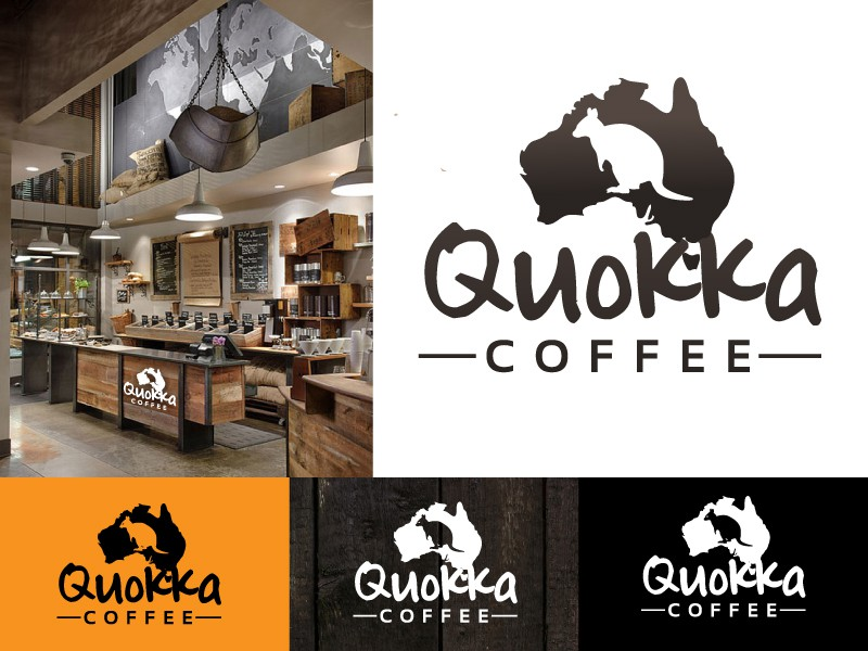 New logo wanted for Upscale Coffee Shop
