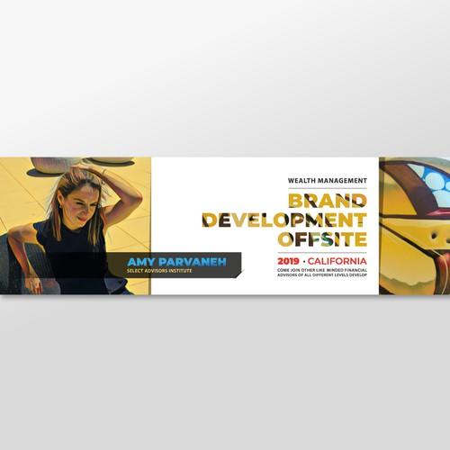 Brand Development Offsite Banner