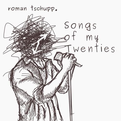 Music Album Cover (SongsOfMyTwenties)
