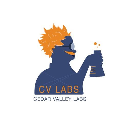 CV Labs logo