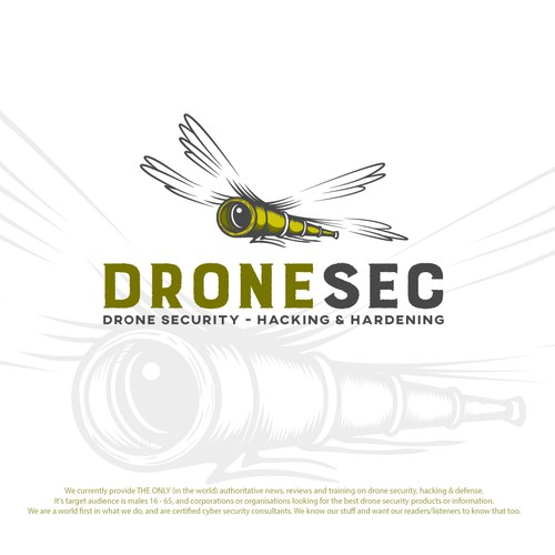 Dragonfly Drone Logo