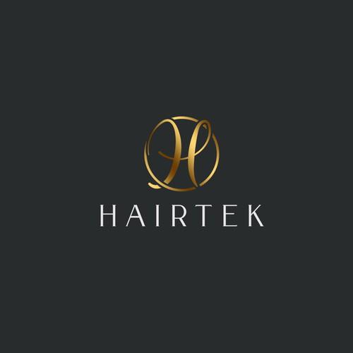 LOGO CONCEPT FOR HAIRTEK
