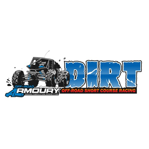 DIRT RACING LOGO