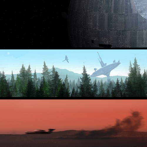Star Wars Web Banner