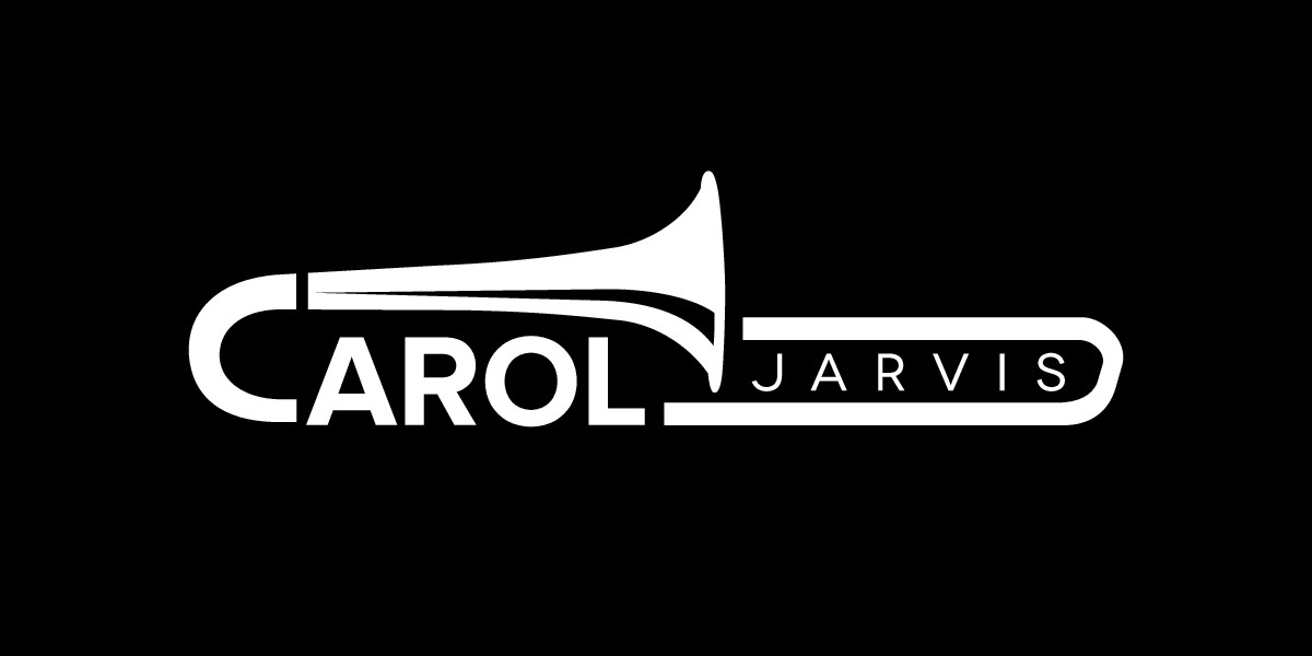 Logo for Carol Jarvis (trombone player)