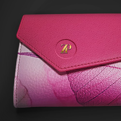 Concept for Luxurious Logo for a new founded Designer Leather Purse Label