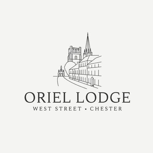 Logo proposal for Oriel Lodge