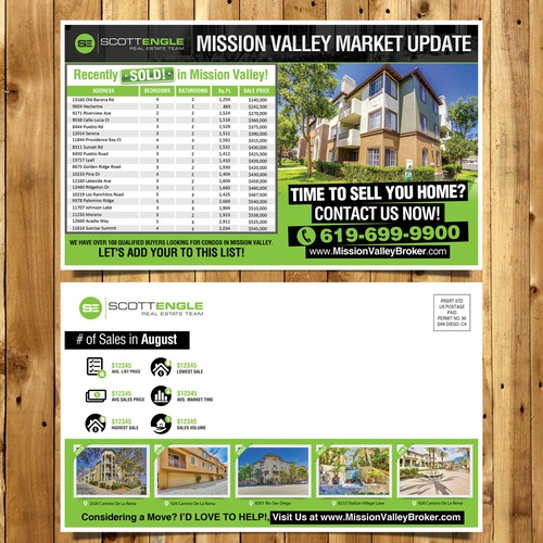 Mission Valley Postcard