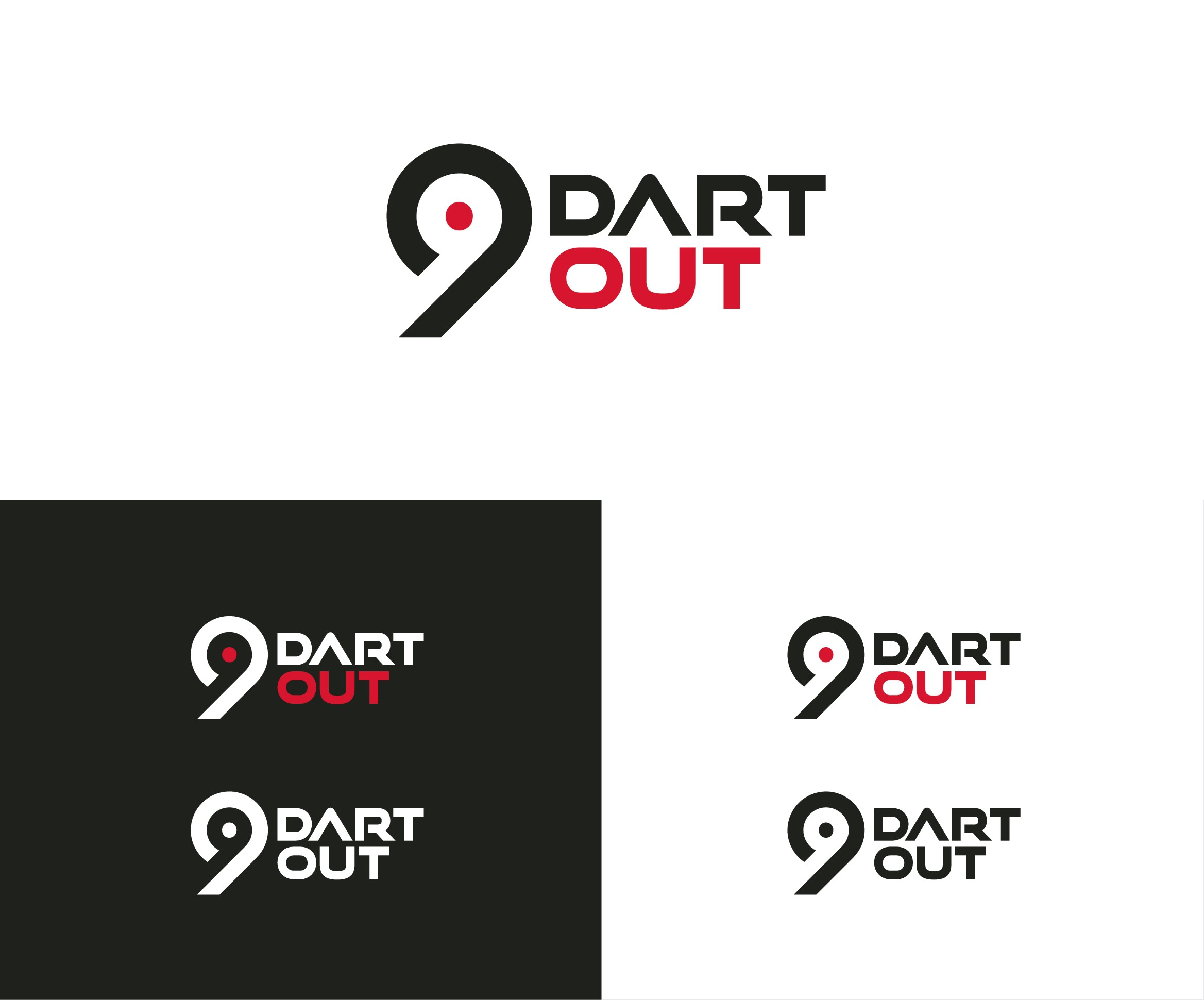 Updated logo for NineDartOut
