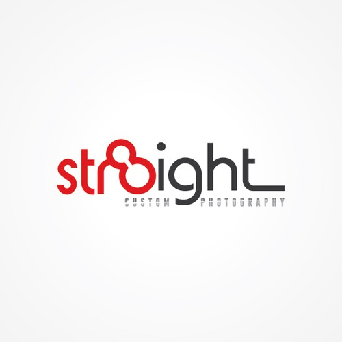 Straight 8 Custom Photography needs a logo!