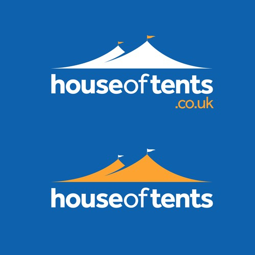 House of Tents Logo Concept
